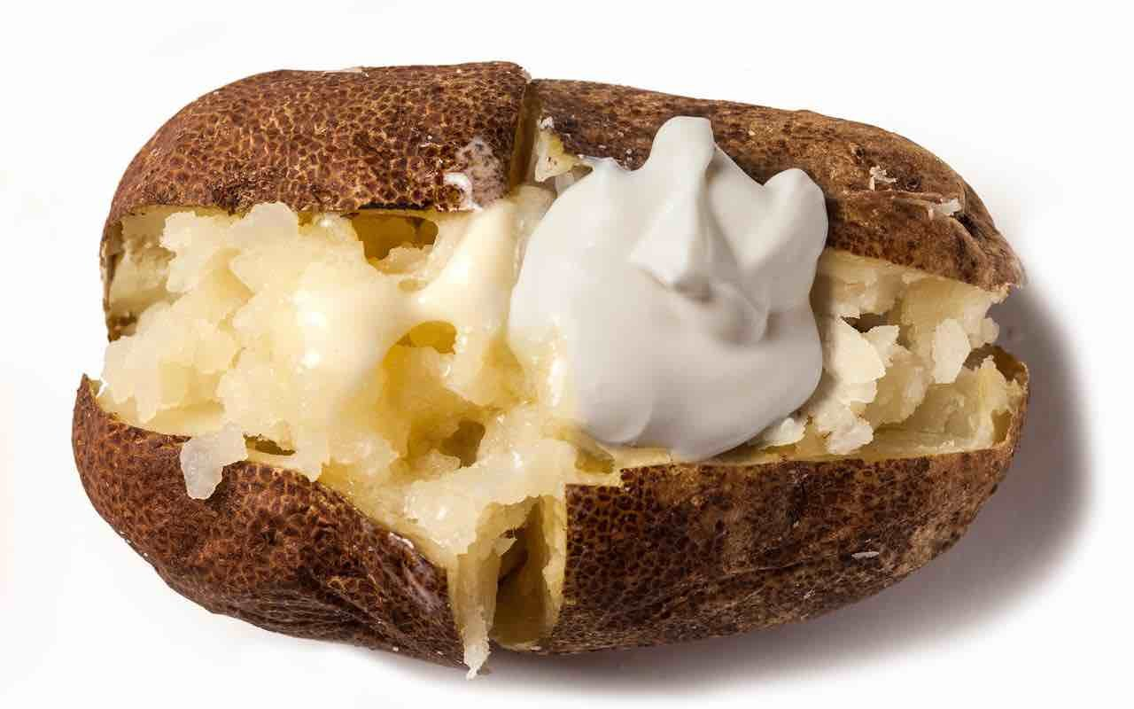 can you reheat a baked potato what to do with your left over baked potato - Americas Test Kitchen Baked Potato