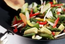 how to cook your vegetables