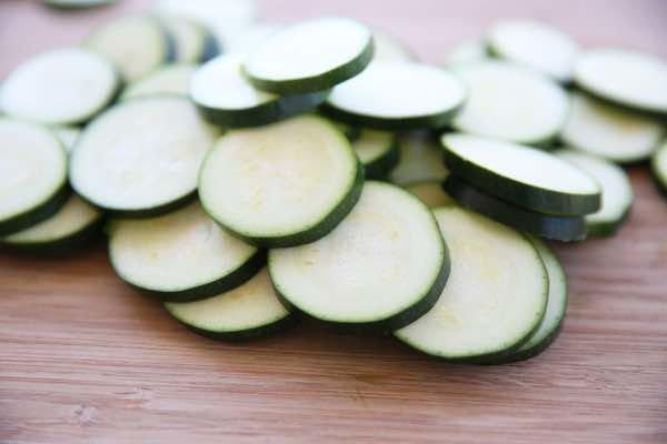 can you freeze sliced zucchini?