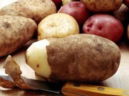 can you freeze potatoes?