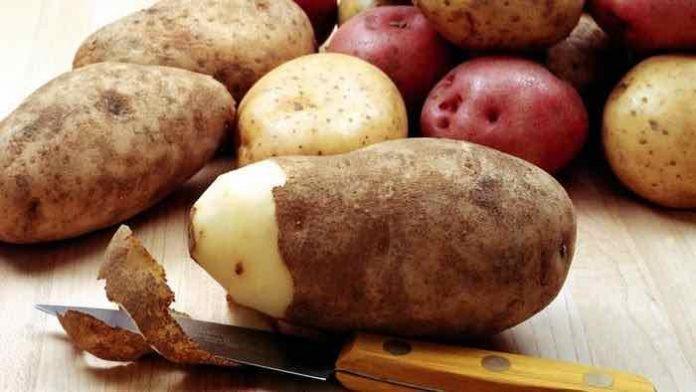 can you freeze potatoes?