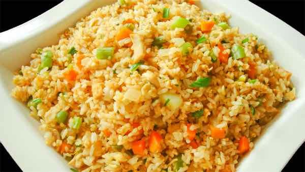 can you freeze fried rice?