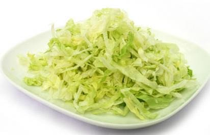 can you freeze shredded lettuce?